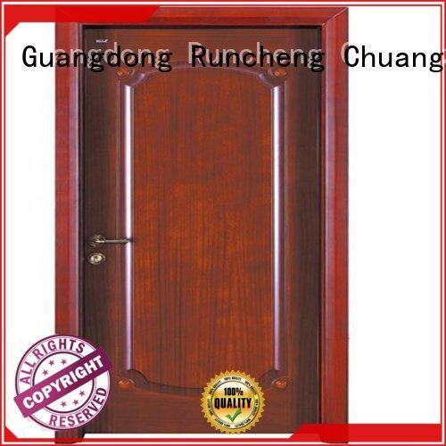 safe interior wooden door with solid wood reliable supplier for hotels