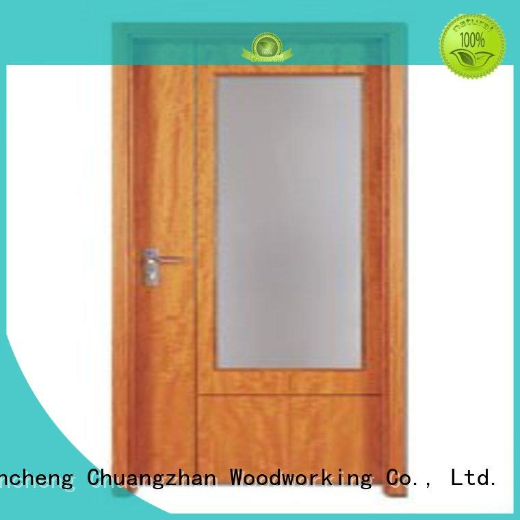 door flush plywood flush internal doors hot selling durable Runcheng Woodworking Brand