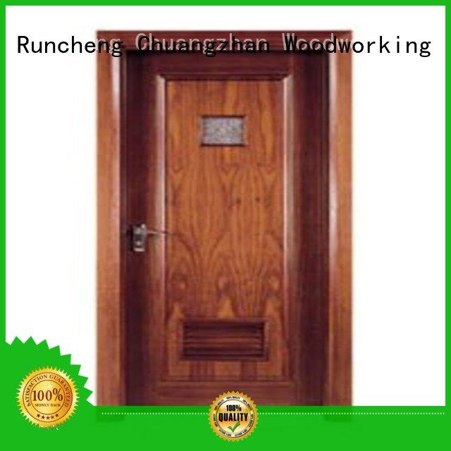 modern wooden flush door price list modern supplier for hotels