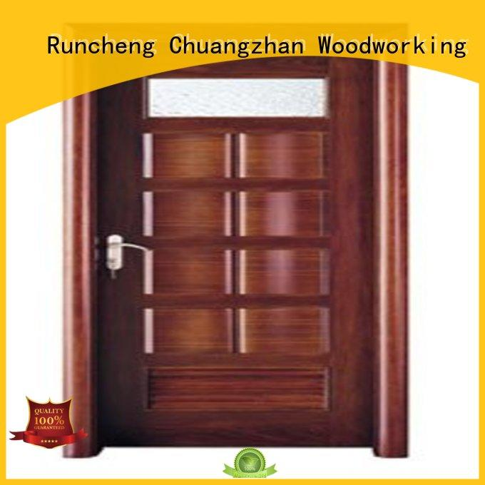Runcheng Chuangzhan durability new bathroom door Supply for villas