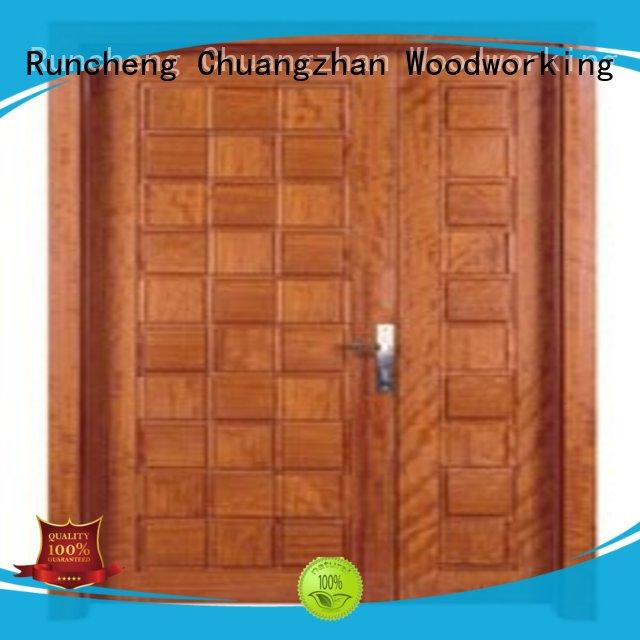Runcheng Chuangzhan durability interior double doors for business for indoor