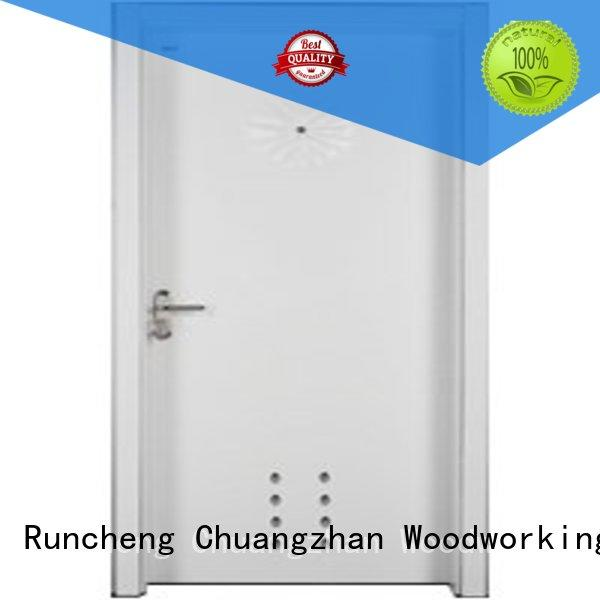 modern style bathroom door door bathroom shower doors Runcheng Woodworking