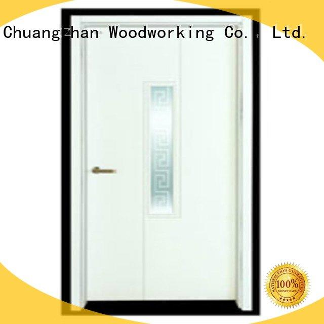 door flush