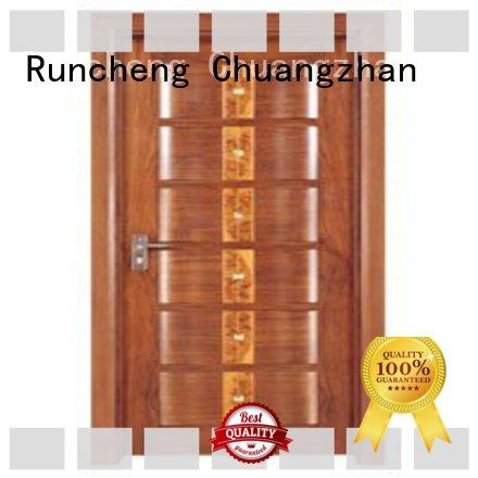 Runcheng Chuangzhan bedroom solid bedroom doors wholesale for indoor