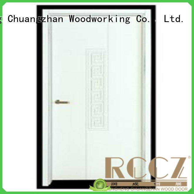 Runcheng Woodworking Brand door flush durable wooden flush door