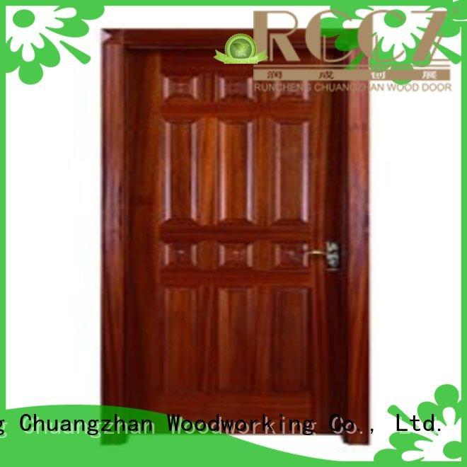 Custom good quality new bedroom door door Runcheng Woodworking