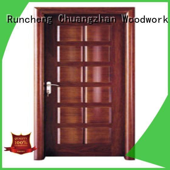 x001 x021 Runcheng Woodworking new bedroom door