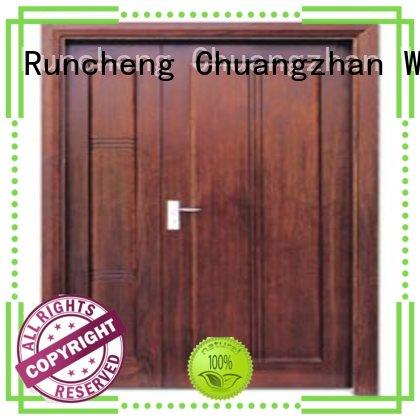 Runcheng Chuangzhan high-grade interior double doors for business for indoor