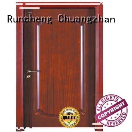 Runcheng Chuangzhan high-quality discount doors manufacturer for homes