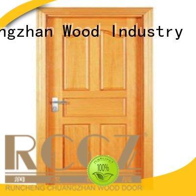 eco-friendly wooden flush door manufacturers wholesale for villas