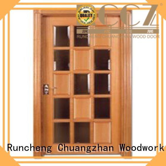 Runcheng Chuangzhan high-grade wooden bedroom door company for offices