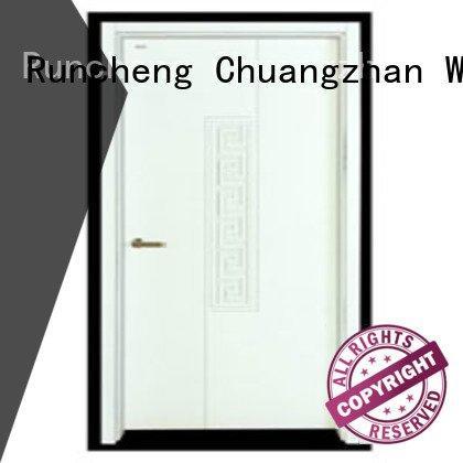 door flush Runcheng Woodworking Brand flush door door wooden flush door door