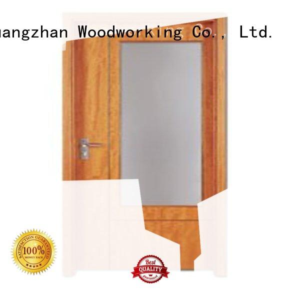 Runcheng Chuangzhan popular wooden flush door design wholesale for homes