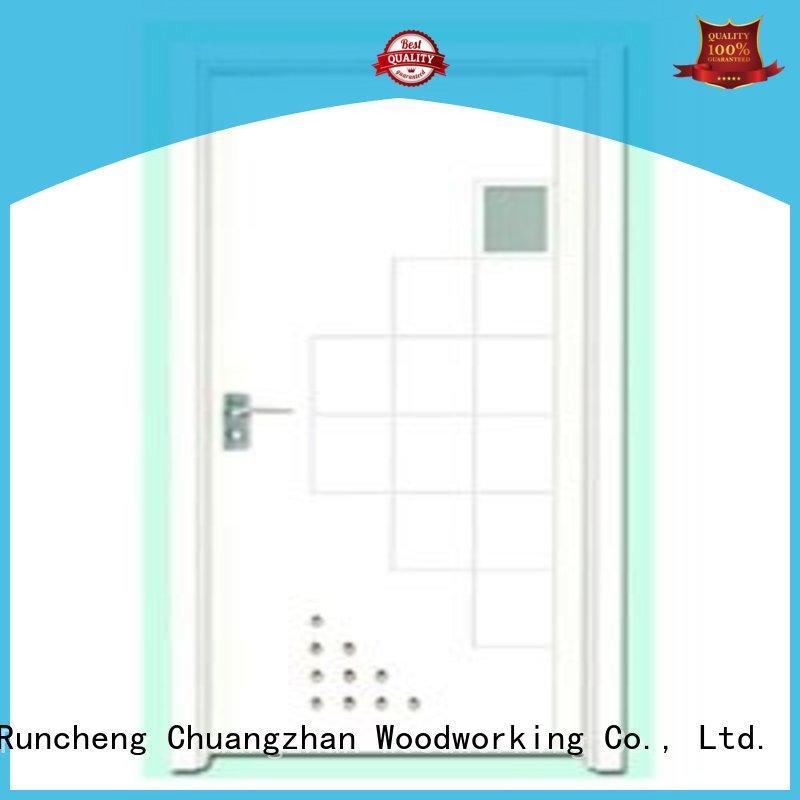 Hot plywood flush internal doors flush Runcheng Woodworking Brand