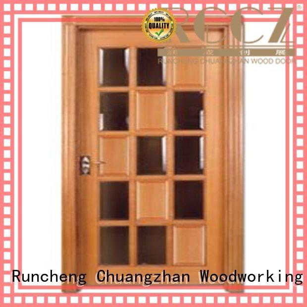 bedroom doors for sale good quality bedroom door Runcheng Woodworking Brand company