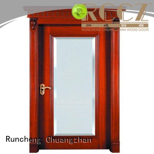 Runcheng Chuangzhan kitchen interior home doors factory for indoor