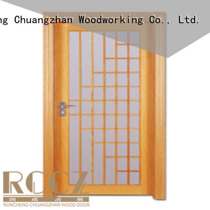x028 x018 x019 x004 Runcheng Woodworking new bedroom door