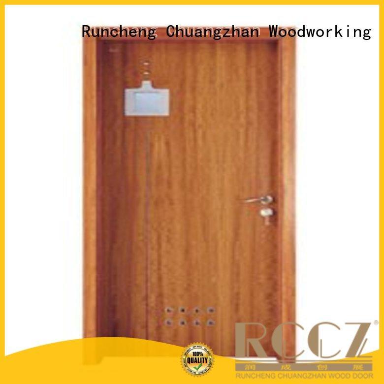 Runcheng Chuangzhan attractive internal bathroom door Suppliers for indoor