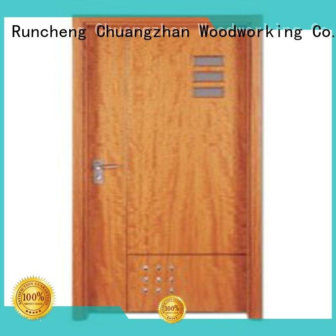 door flush hot selling durable Runcheng Woodworking Brand wooden flush door supplier