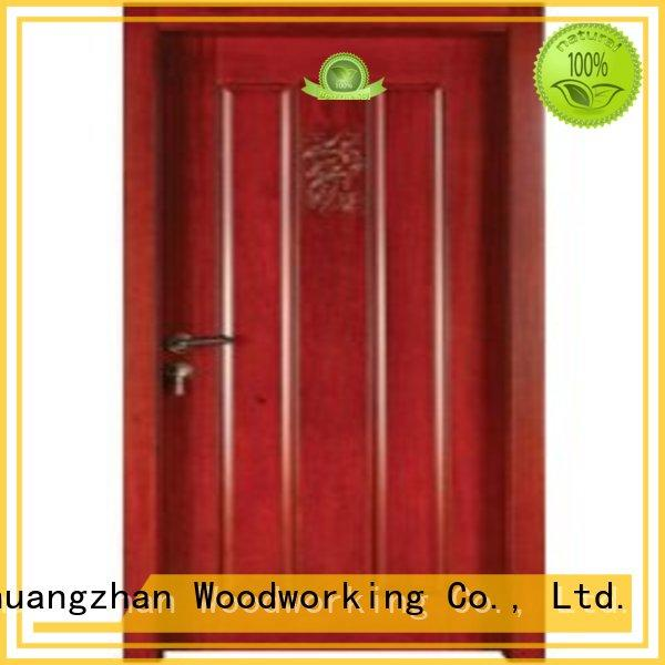 door solid core bedroom door high quality bedroom Runcheng Woodworking Brand