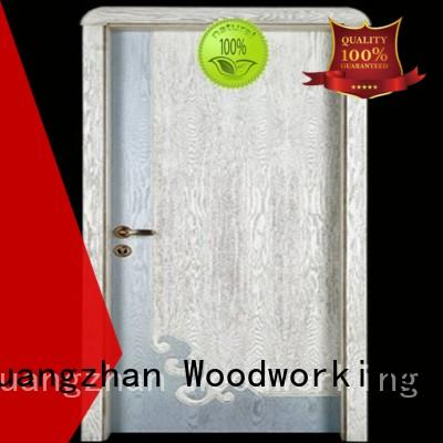 Runcheng Chuangzhan eco-friendly wooden door company for villas