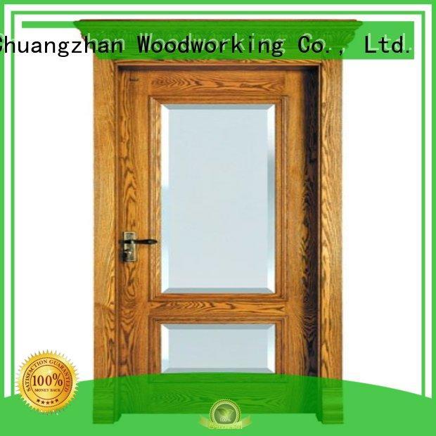 oak veneer interior doors kitchen bedroom Runcheng Woodworking Brand