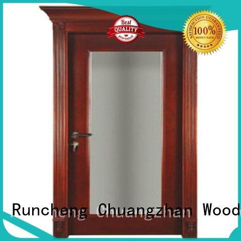 Runcheng Chuangzhan british composite doors uk Supply for villas
