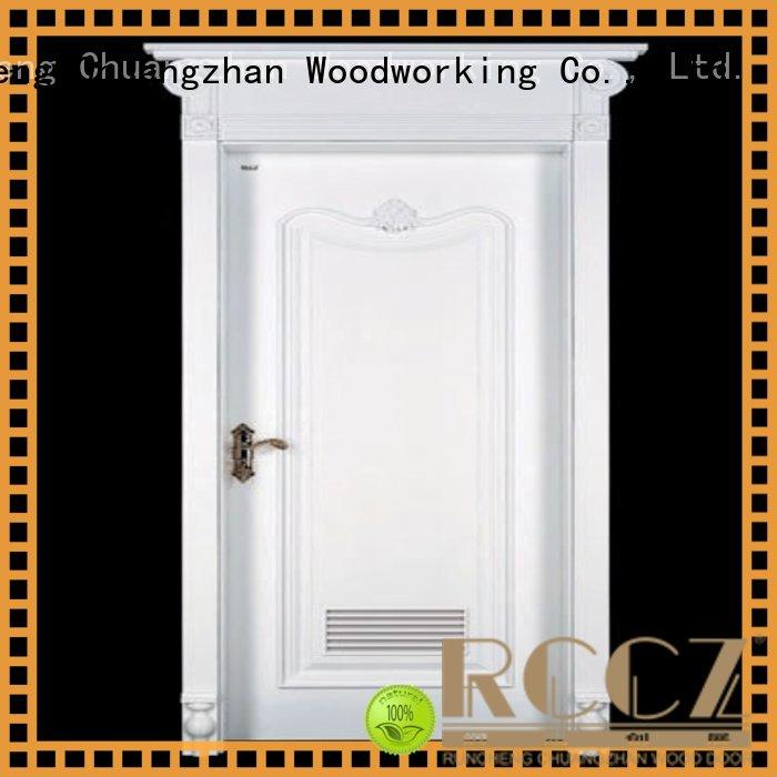 Runcheng Chuangzhan novel interior double doors series for indoor