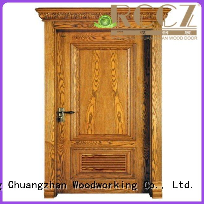 oak veneer interior doors kitchen door wood veneer sheets holiday Runcheng Woodworking Brand