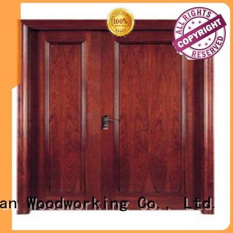 durable hot selling door flush Runcheng Woodworking Brand wooden flush door supplier