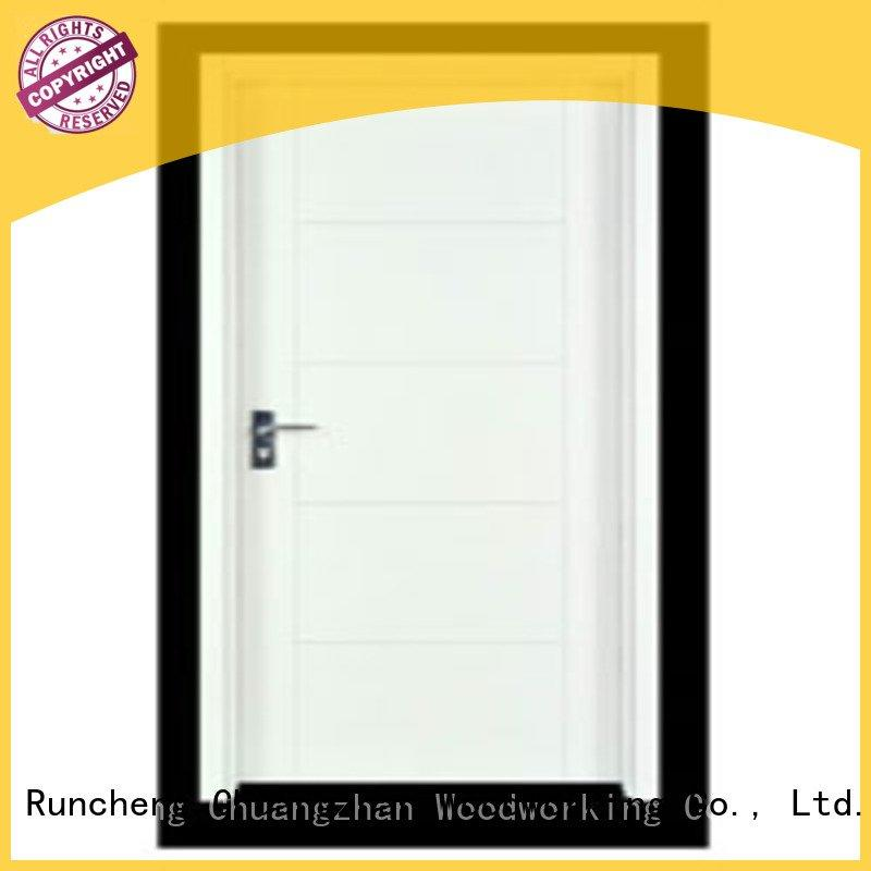 pp005 pp0011 pp0053 Runcheng Woodworking wooden flush door
