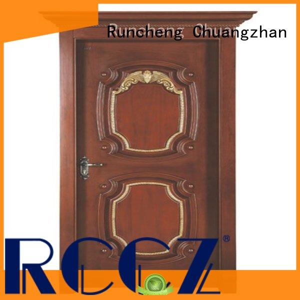 OEM wooden bifold doors safe manufacturer for homes