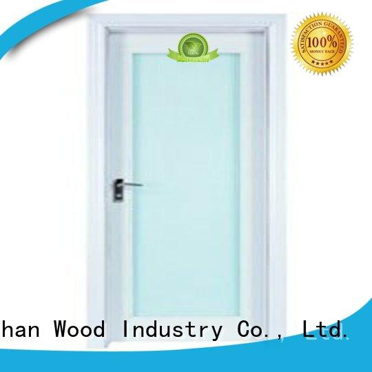 attractive double glazed doors supplier for hotels