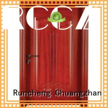 Runcheng Chuangzhan bedroom doors price wholesale for indoor
