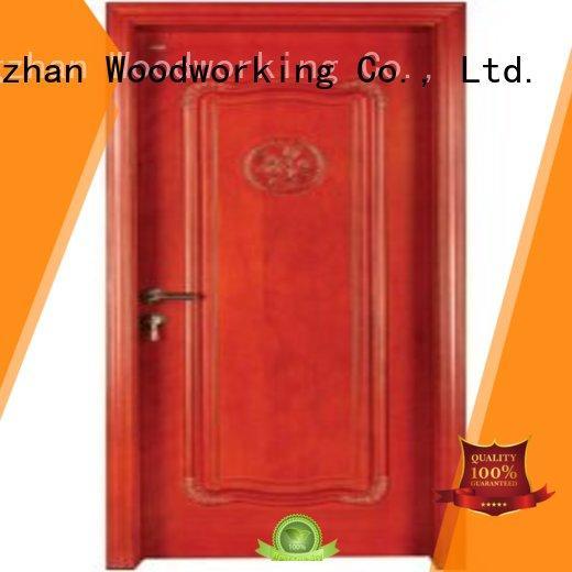 Runcheng Chuangzhan durability solid bedroom doors manufacturer for villas