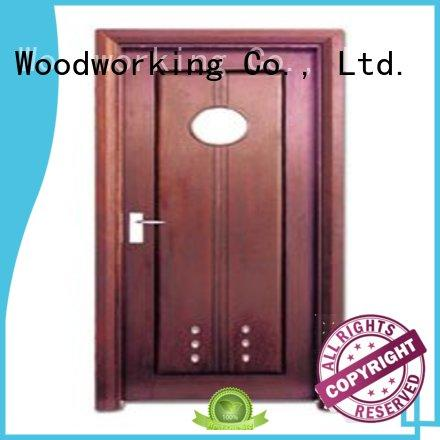 door wholesale modern bathroom door bathroom bathroom Runcheng Woodworking Brand
