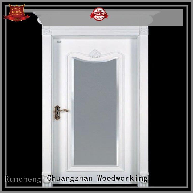 eco-friendly interior double doors attractive wholesale for indoor