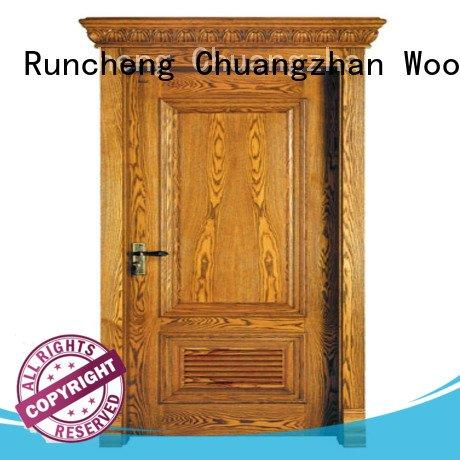 OEM oak veneer interior doors kitchen door bathroom wood veneer sheets
