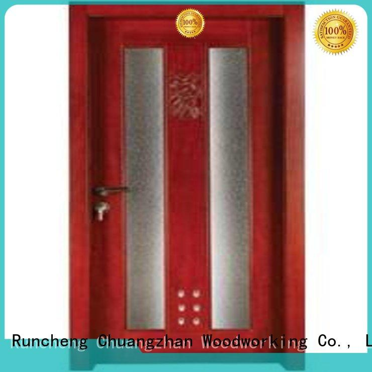 bathroom modern style door bathroom shower doors Runcheng Woodworking