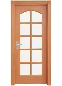Glazed Door C001