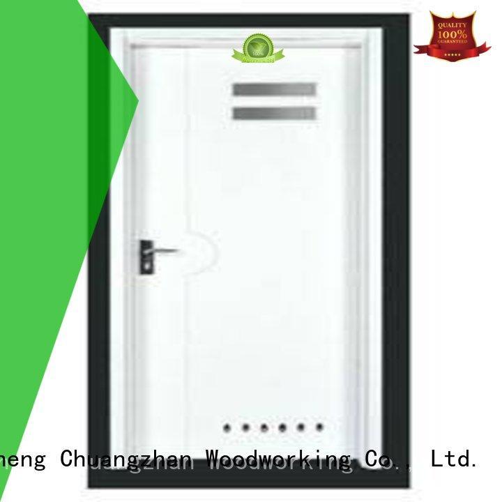 hot selling flush flush mdf interior wooden door Runcheng Woodworking Brand