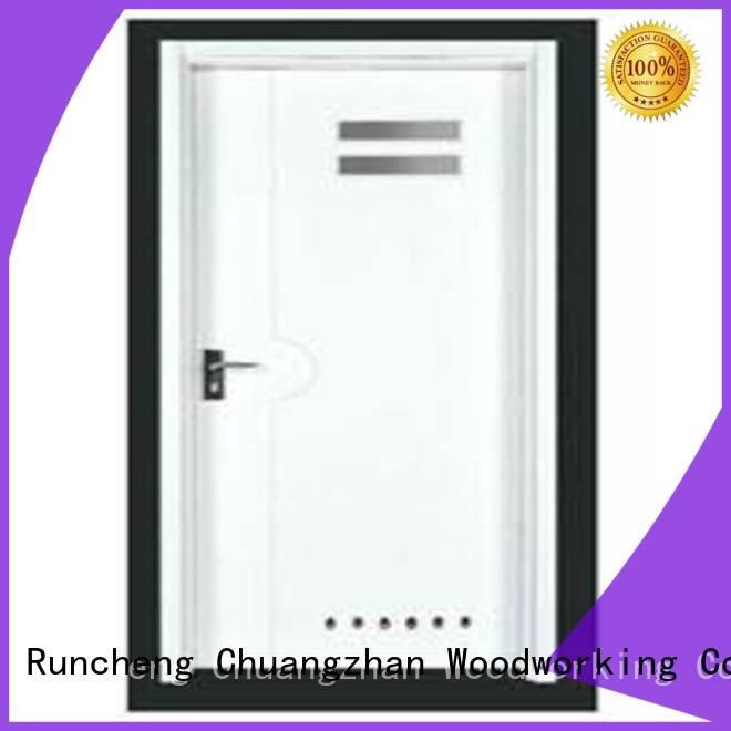 Runcheng Woodworking Brand door flush flush mdf interior wooden door flush flush
