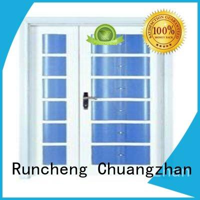 high-grade double glazed doors eco-friendly for homes Runcheng Chuangzhan