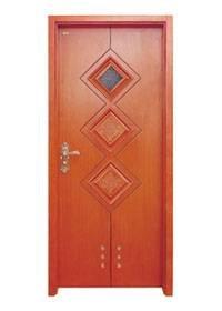 Runcheng Woodworking Bathroom Door D007-2 Bathroom Door image6