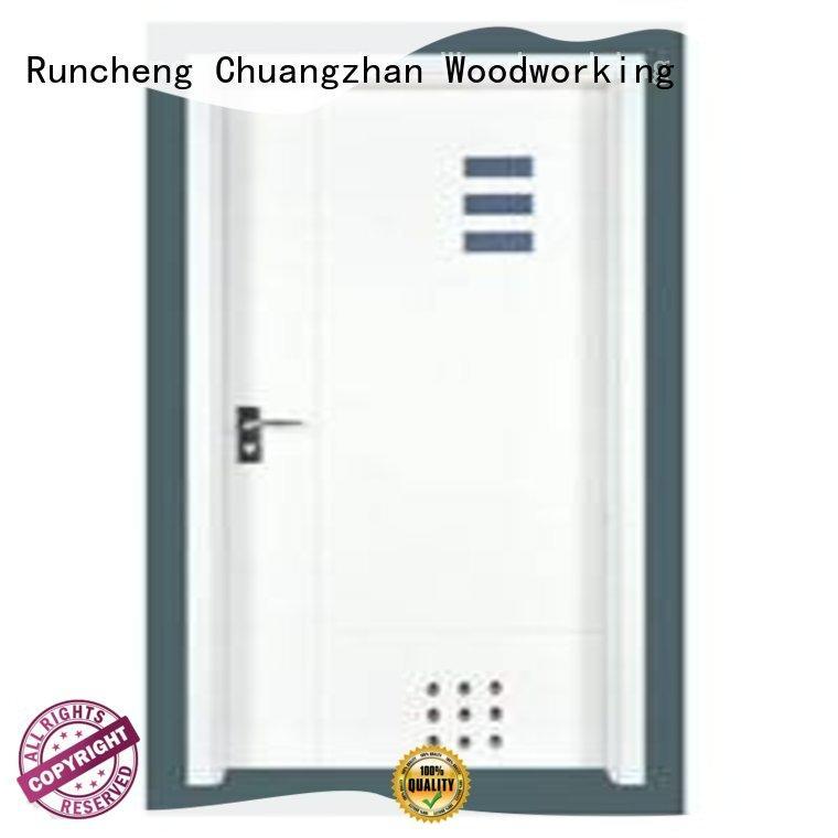 wooden flush door price list popular supplier for hotels