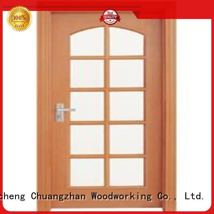Runcheng Chuangzhan high-grade double glazed interior doors for business for offices