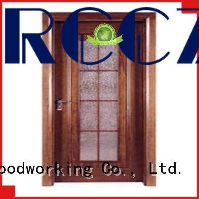 Runcheng Chuangzhan eco-friendly hardwood flush door supplier for indoor