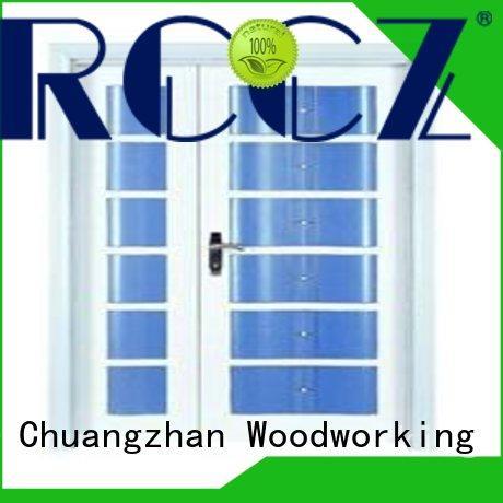 Runcheng Chuangzhan durability internal double doors company for hotels