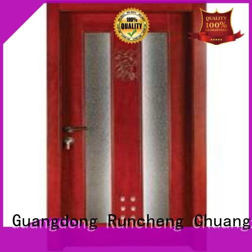 Runcheng Chuangzhan high-grade bathroom doors online manufacturers for offices