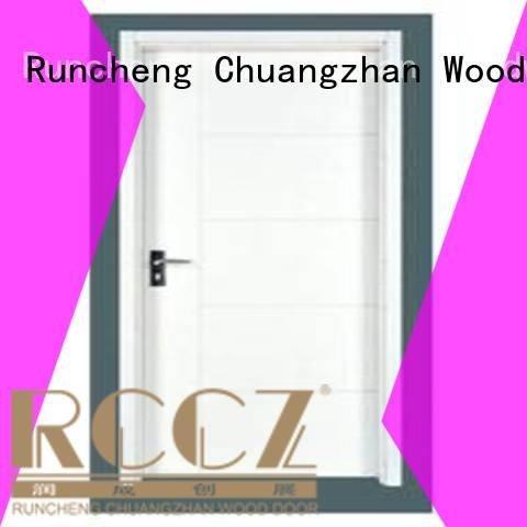 flush mdf interior wooden door door wooden flush door flush Runcheng Woodworking